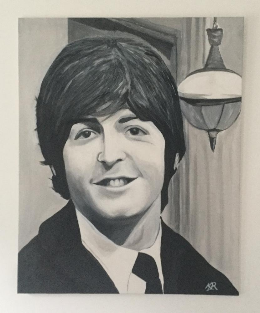 Paul McCartney by Kevsart